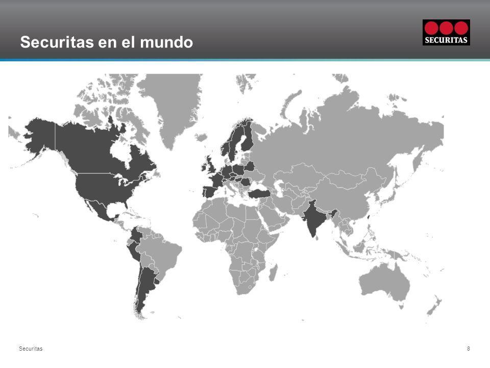 Grid Securitas Argentina – Operaciones en Argentina Securitas 9 AMBA 2008