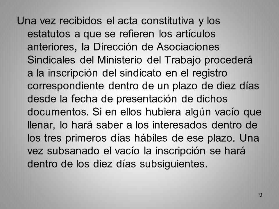 20 Artículo 222.