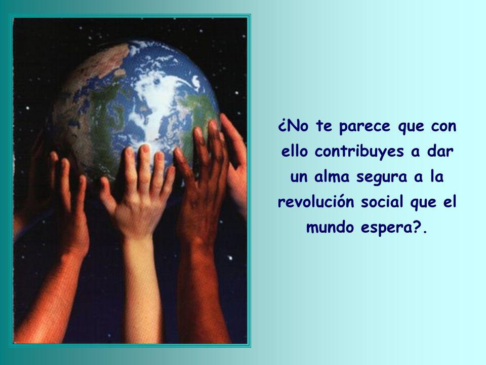 Lo hace para que cuanto más tengamos, más podamos dar; para que – como verdaderos administradores de los bienes de Dios – pongamos todo en circulación
