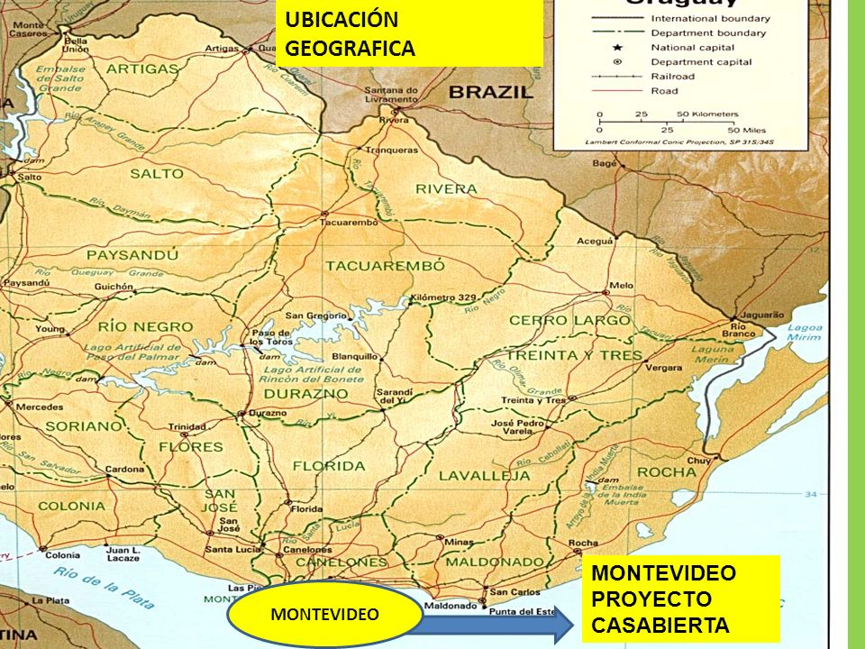 MONTEVIDEO PROYECTO CASABIERTA UBICACIÓN GEOGRAFICA