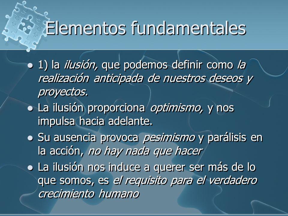 Elementos fundamentales 2) Toda tarea necesita un encargo inicial, una misión que nos sea encomendada.