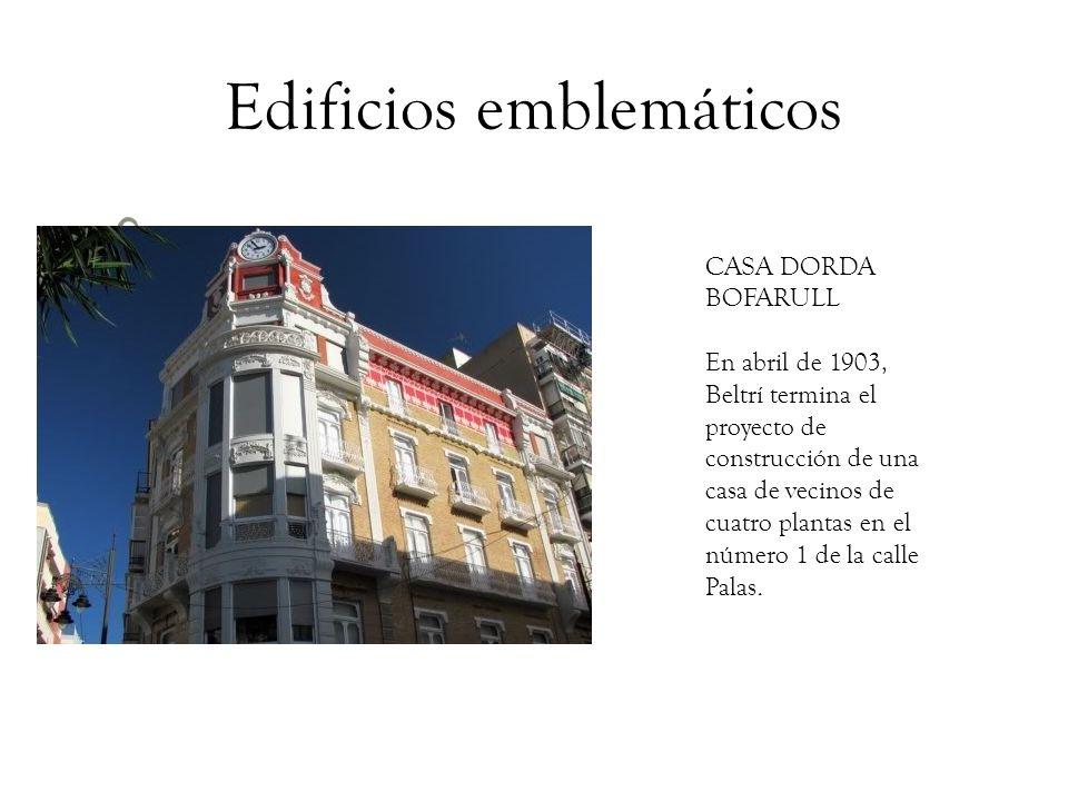 Edificios emblemáticos HUERTO DE LAS BOLAS Llamado así por los remates de las pilastras de las verjas.
