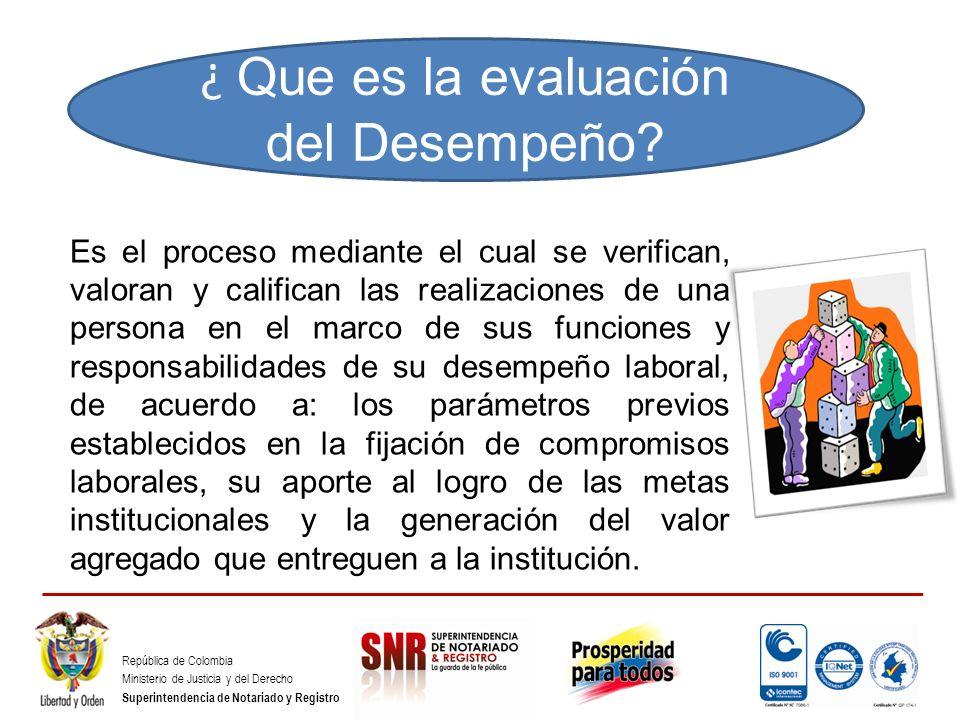 República de Colombia Ministerio de Justicia y del Derecho Superintendencia de Notariado y Registro Es el proceso mediante el cual se verifican, valor