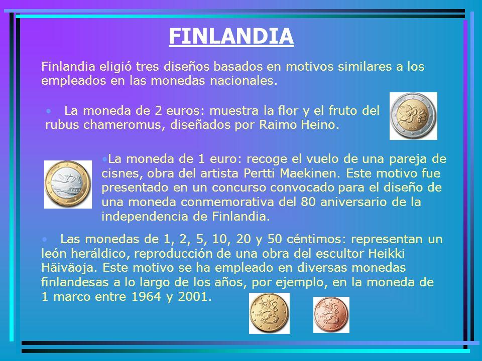 Las monedas de 10, 20 y 50 céntimos: tienen como motivo central el sello real de 1142.