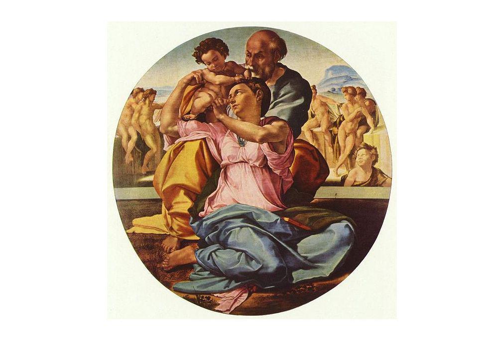 Baco, (1496-1498). Museo Bargello, Florencia