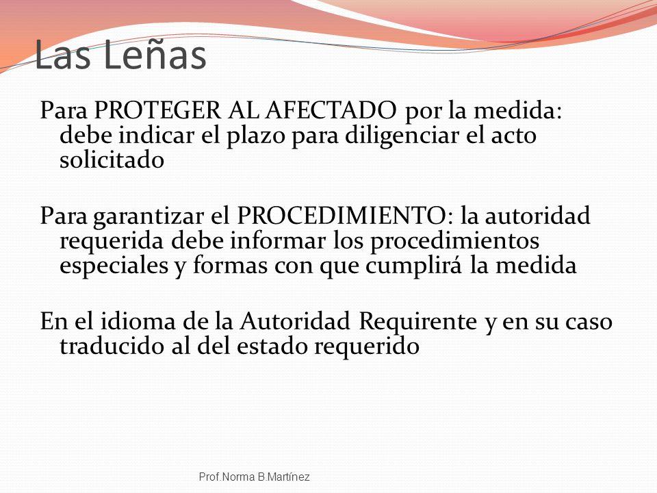 Las Leñas Para PROTEGER AL AFECTADO por la medida: debe indicar el plazo para diligenciar el acto solicitado Para garantizar el PROCEDIMIENTO: la auto