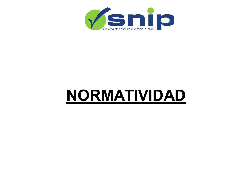 NORMATIVIDAD