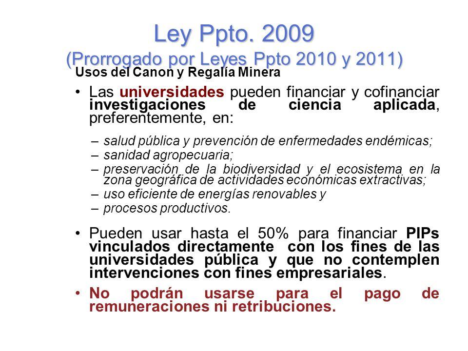 Ley Ppto.