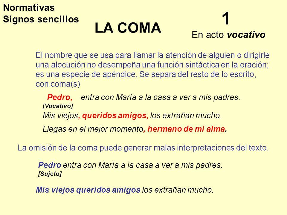 EL PUNTO-Y-COMA Comparte valores tanto con la coma como con el punto y seguido.