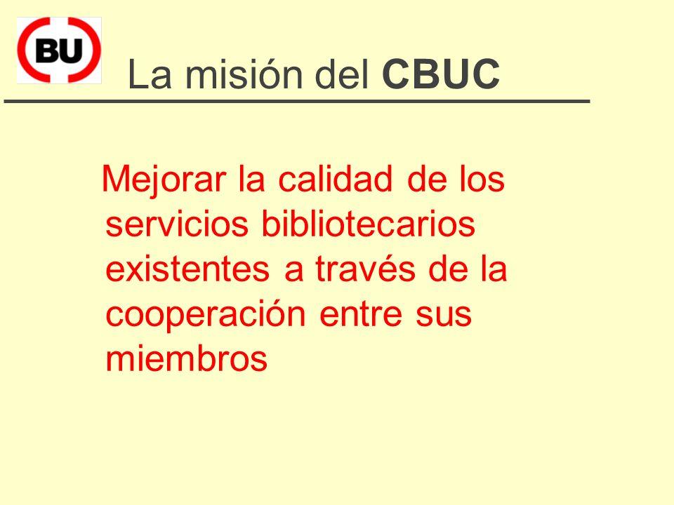 Antecedentes de cooperación u CRUC y CAPS u algunos catálogos colectivos especializados u selección conjunta de un sistema de automatización (UAB-UPC)