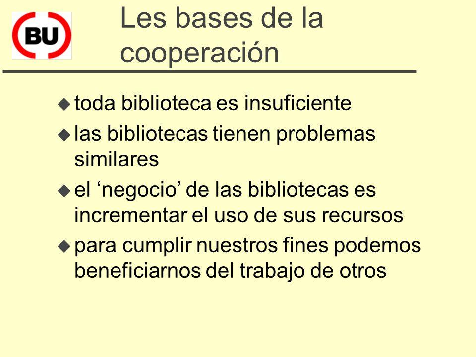 La función de las bibliotecas u localizar la información existente u poner a disposición del usuario la información necesaria u ayudar al usuario u tr