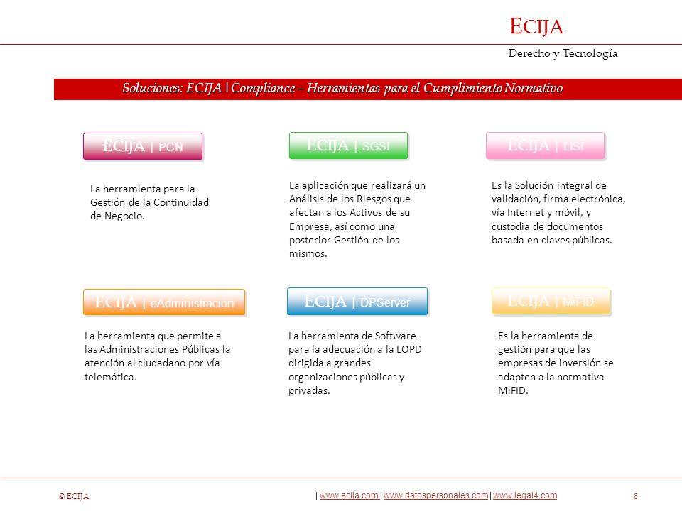189 Ley 56/2007, de 28 de diciembre, de Medidas de Impulso de la Sociedad de la Información A) MEDIDAS DE IMPULSO DE LA SOCIEDAD DE LA INFORMACIÓN Exigencia de cumplimiento de la LOPD y normativa de desarrollo -> tratamiento y conservación de datos personales necesarios para la facturación electrónica (art.1).