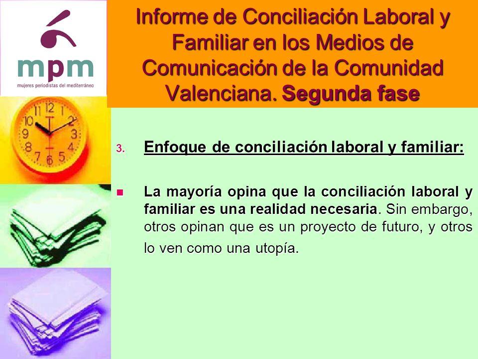 Reflexiones 7.La crisis económica tiene efectos muy negativos en la conciliación.
