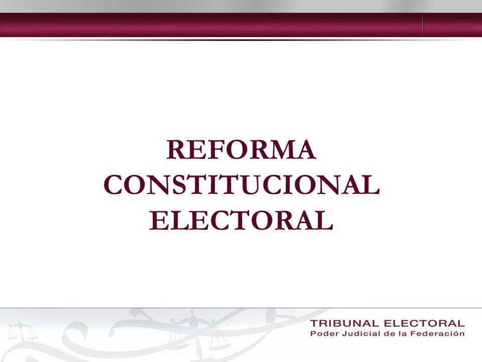 Artículo 41 Elecciones libres, autenticas y periódicas