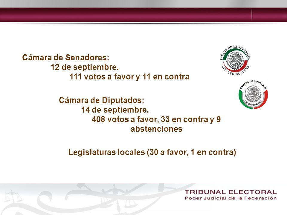 Artículo 41 Propaganda Política o Electoral No contar con expresiones que denigren a las instituciones y a los partidos políticos Calumnien a las personas