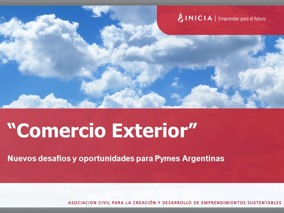 Comercio Exterior Nuevos desafíos y oportunidades para Pymes Argentinas