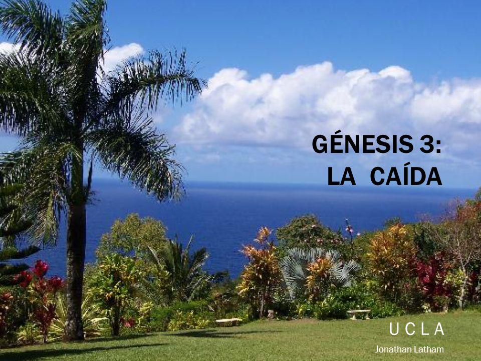 Paraíso perdido 3:1-7: EL PECADO 1: La serpiente – amenaza a la bendición – Enfoque – la palabra de Dios.