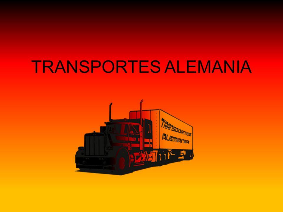 TRANSPORTES ALEMANIA