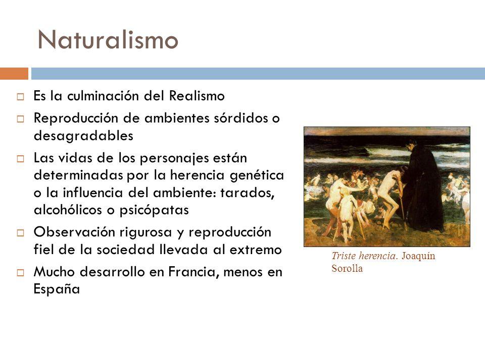 Autores: Benito Pérez Galdós Estilo: Lenguaje popular Humor, ironía, diálogo Personajes: clase media.
