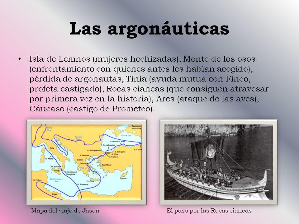 2. EL VIAJE LARGO Y ARRIESGADO