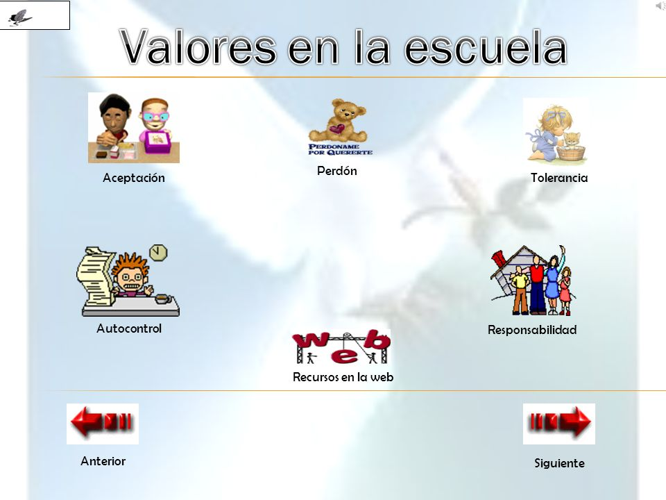 PROYECTO ESCOLAR «LA PAZ» VALORES EN LA ESCUELA Grados sexto y séptimo