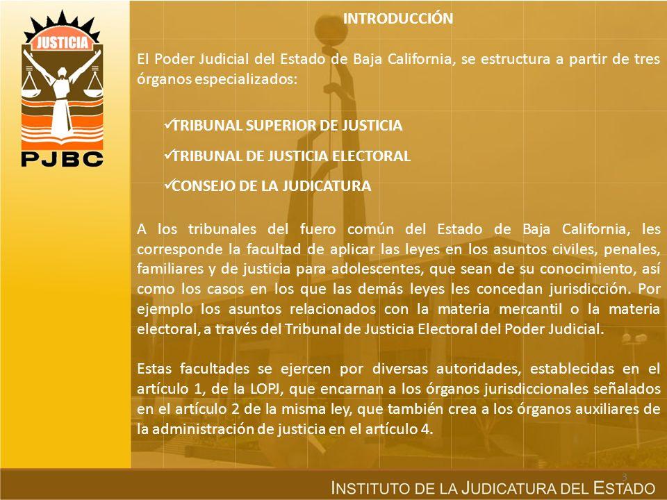 CURSO DE INDUCCIÓN AL PODER JUDICIAL DEL ESTADO 2