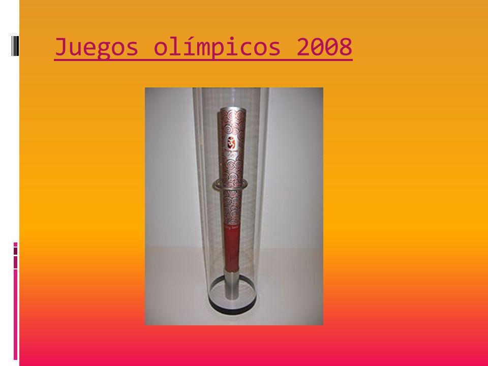 Juegos olímpicos 2008