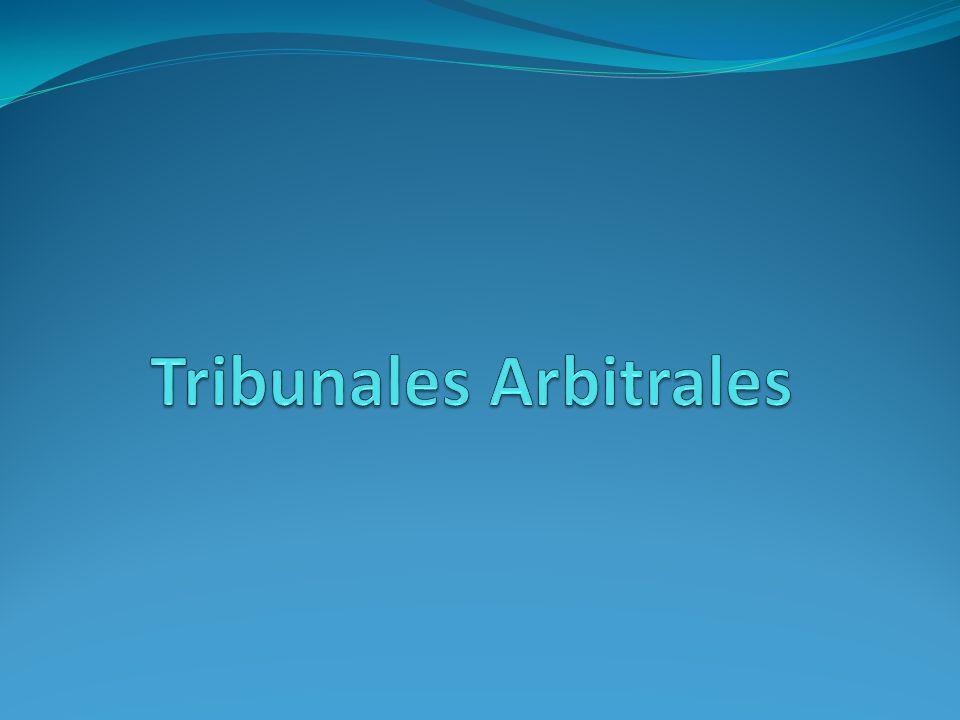 Recursos Procesales Árbitros de derecho y árbitro mixto Árbitro arbitrador