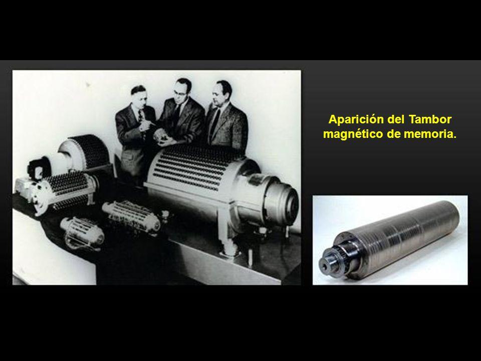 En 1948, Claude Shannon desarrolló una teoría basada en numeración binaria, e introdujo el concepto de Bit – Binary digit. (Arriba, Computador ENIAC e