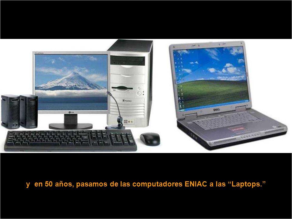 1981 disquet de 51/4 360 KB 1985 disquet de 3 ½ 1.44 MB 1986 640 MB 2003 32 GB En 20 años evolucionamos hacia un nuevo tipo de almacenamiento de datos