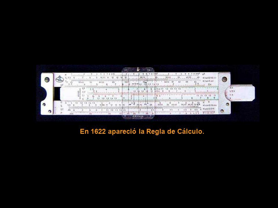 Hace muchos milenios el instrumento de calcular era el ÁBACO Puntos Millones Miles Centenas Unidades Decenas Decimales