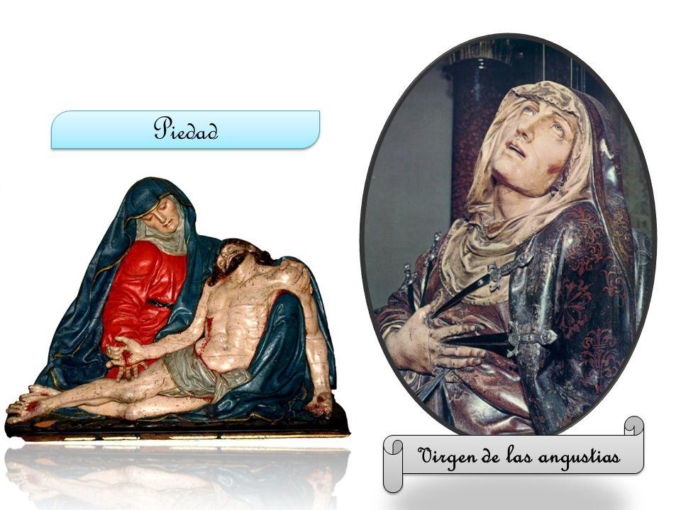 Piedad V irgen de las angustias