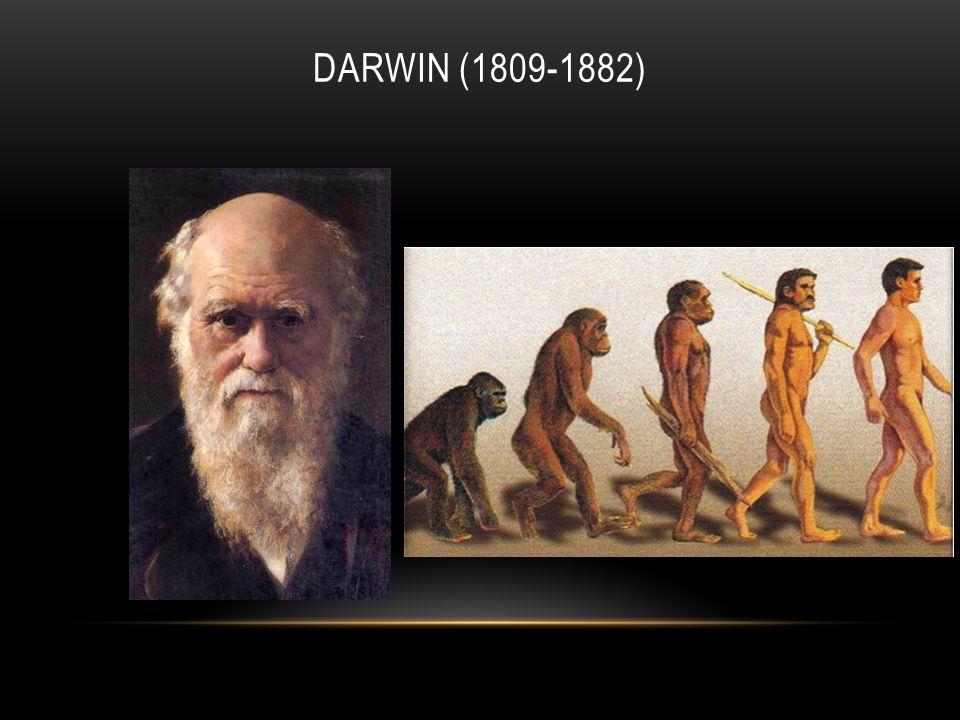 DARWIN (1809-1882)