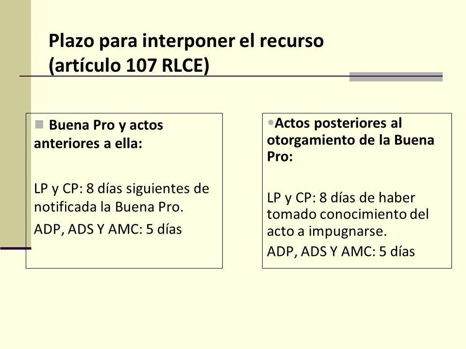 Actos no impugnables (arts. 53 Ley y 106 RLCE): Actuaciones y actos preparatorios de la Entidad. Las Bases del proceso de selección ni su integración