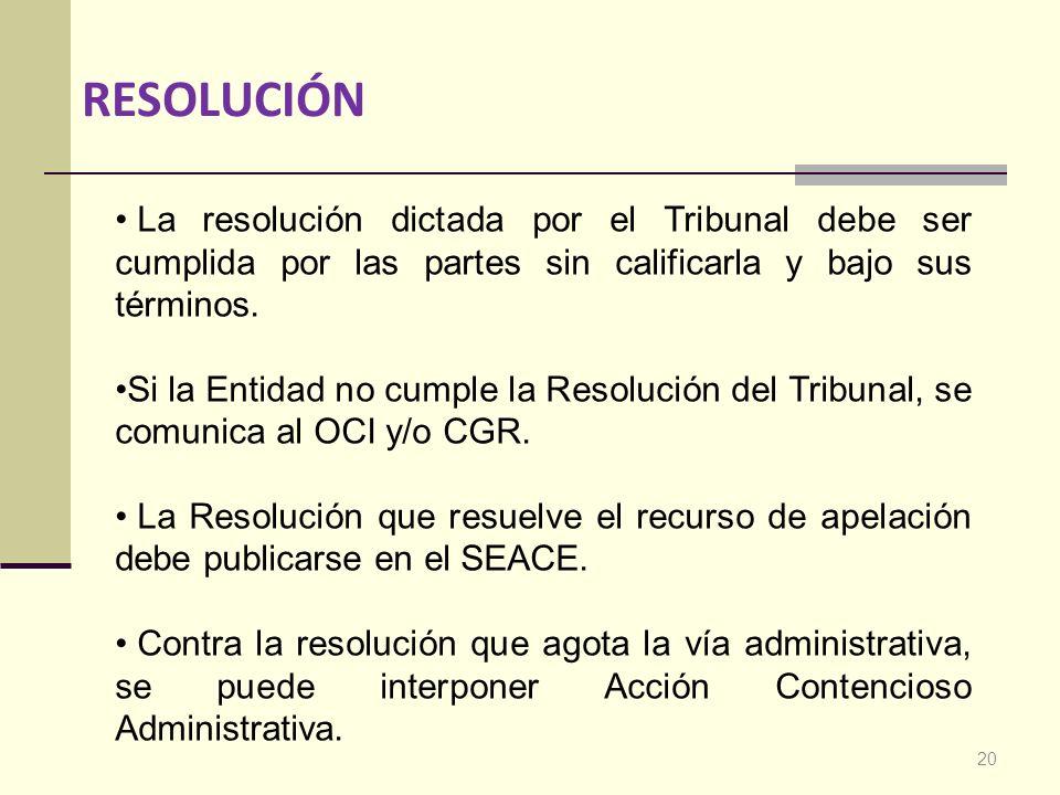 EJECUCIÓN DE GARANTÍA NO PRESENTADO FUNDADO FUNDADO EN PARTE NULIDAD DEL PROCESO 19 IMPROCEDENTE INFUNDADO DESISTIMIENTO EJECUTA 100% GARANTÍA DEVUELV