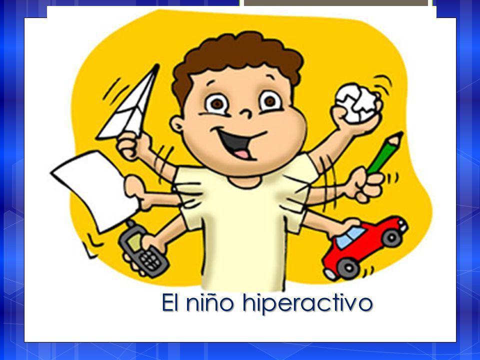 Propósitos: Reconocer las características de los niños hiperactivos e identificar algunas pautas para atenderlos en la catequesis.