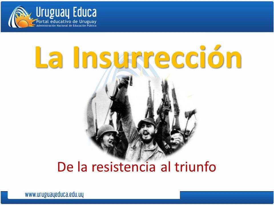 La participación del Che Guevara Ernesto Guevara ocupó dos cargos clave en el gobierno cubano hasta 1965: – Ministro de Industrias – Presidente del Banco Nacional de Cuba Dispuso la nacionalización del sistema bancario.