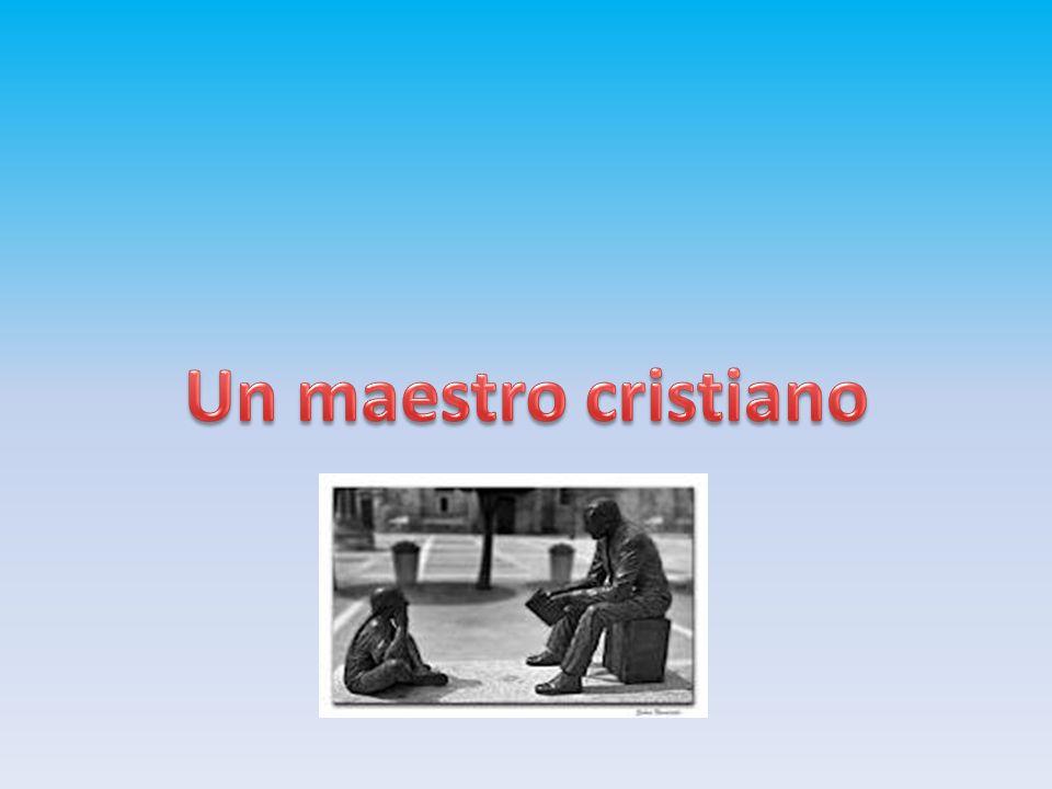 El Rol del Maestro Leer instrucciones de dos mayores maestros del NT: Jn 13:15 Ejemplo os he dado 1 Cor.