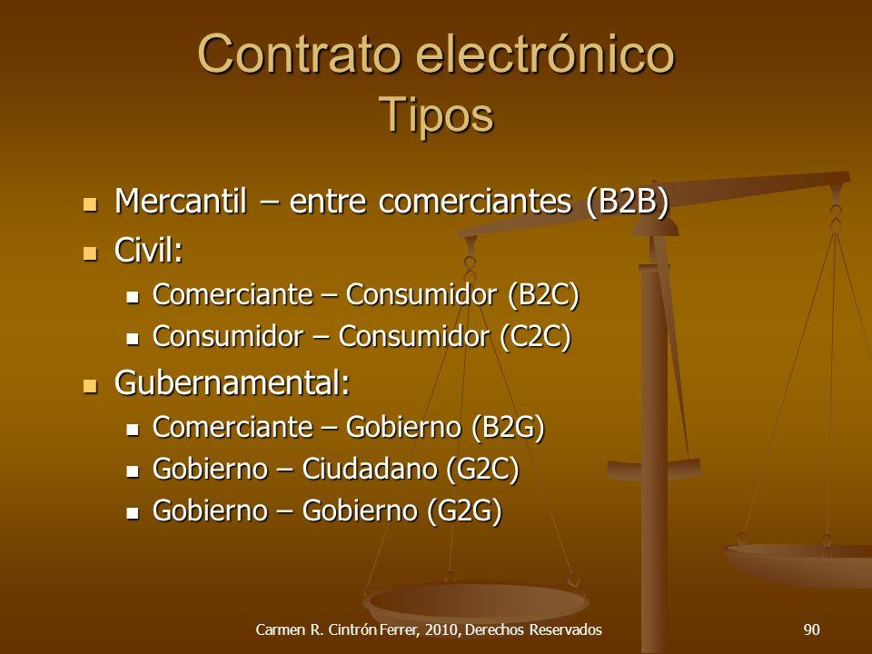 Mercantil – entre comerciantes (B2B) Mercantil – entre comerciantes (B2B) Civil: Civil: Comerciante – Consumidor (B2C) Comerciante – Consumidor (B2C)
