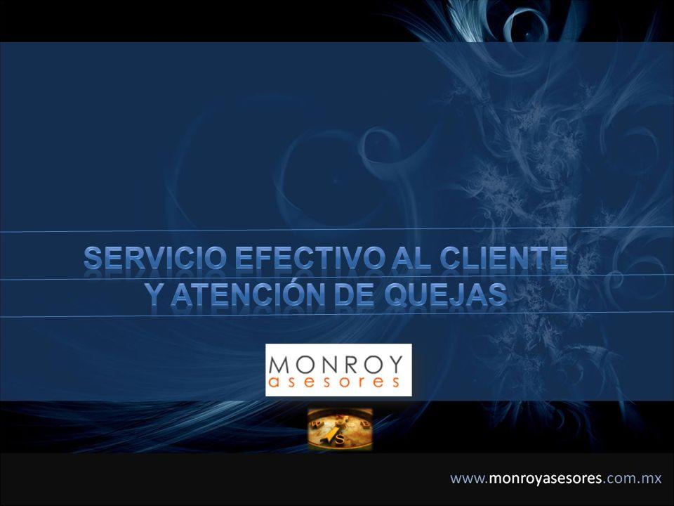Objetivo: Reafirmar los conceptos acerca de la importancia del servicio en los resultados de la empresa.