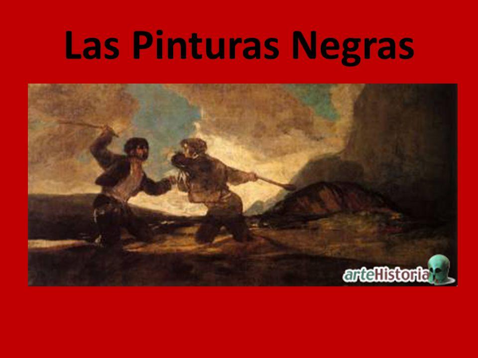 Las Pinturas Negras