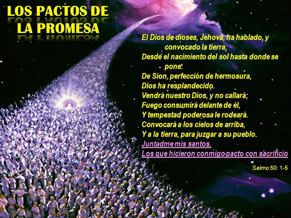 El Dios de dioses, Jehová, ha hablado, y convocado la tierra, Desde el nacimiento del sol hasta donde se pone. De Sion, perfección de hermosura, Dios