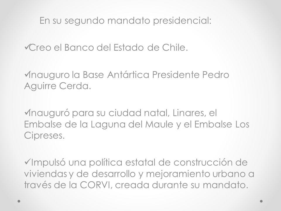 EL 03 De Junio 1929 firmo en Lima el Tratado de Lima, que ponía término a la disputa sobre Tacna y Arica, al ceder la primera al Perú y conservando la