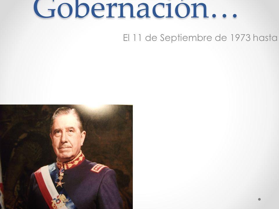 Fecha de nacimiento: 25 de Noviembre de 1915 Lugar de nacimiento: Valparaíso