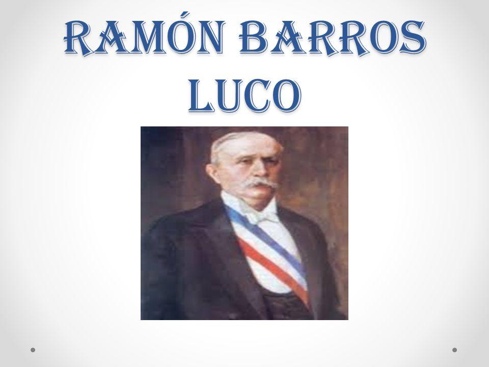 DATOS BIOGRAFICOS Inicio su carrera militar en 1896 al ingresar a la Escuela Militar Ascendió a la presidencia el 21 de Julio de 1927 En su primer mandato presidencial: Creo Carabineros de Chile el 27 de Abril de 1927.