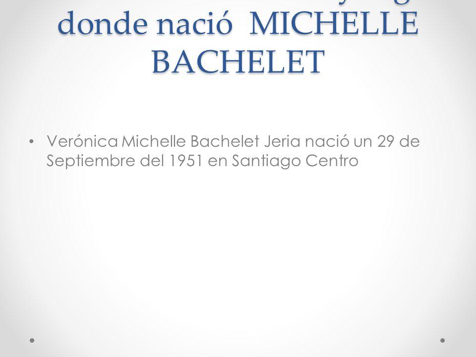 Imagenes de MICHELLE BACHELET: