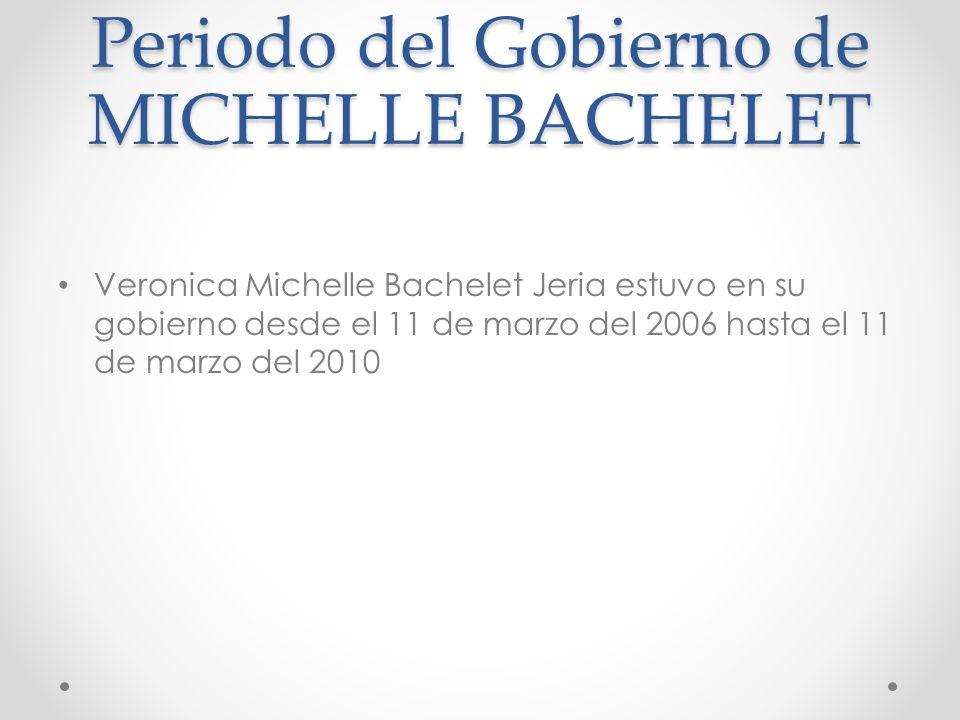 Fecha de nacimiento y lugar donde nació MICHELLE BACHELET Verónica Michelle Bachelet Jeria nació un 29 de Septiembre del 1951 en Santiago Centro