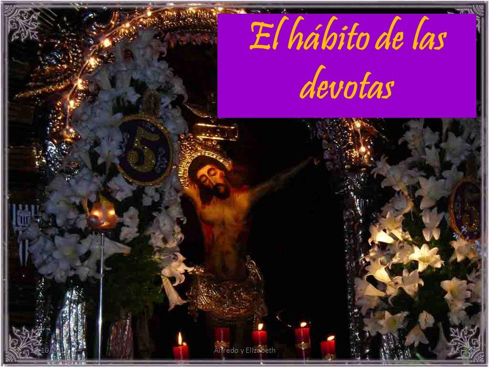 El hábito de las devotas 11/10/201215Alfredo y Elizabeth