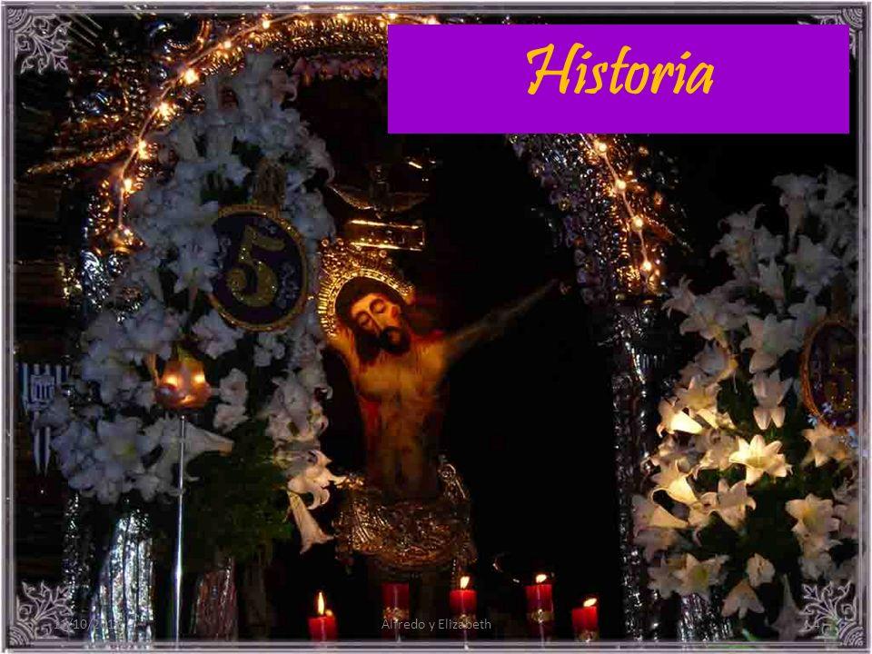 Historia 11/10/20124Alfredo y Elizabeth