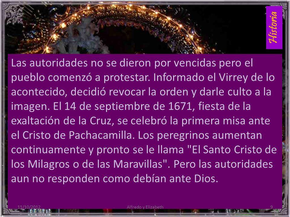 Historia Las autoridades no se dieron por vencidas pero el pueblo comenzó a protestar.